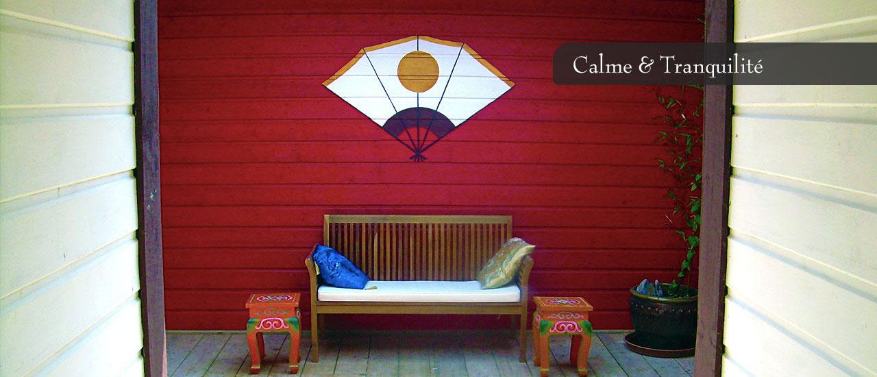 Calme & Tranquilité